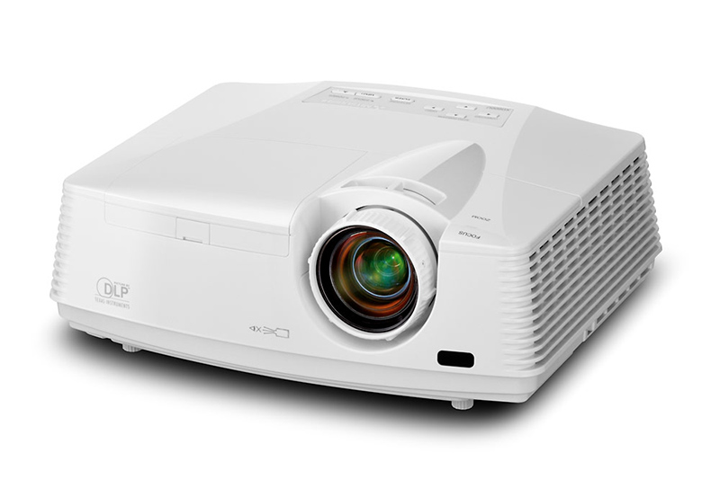 Projector 3 (Pretty Bright)