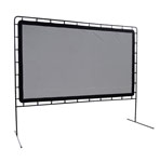 Indoor/Outdoor Movie Screen